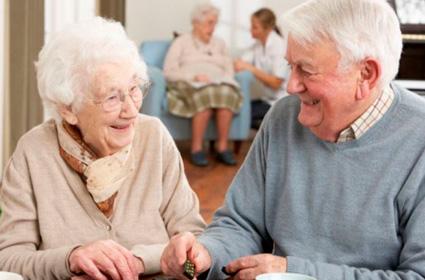 Профессиональная забота и уход за пожилыми людьми